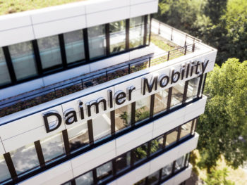 Daimler Mobility aims to offer flexible mobility solutions in the future