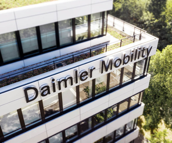 Daimler Financial Services becomes Daimler Mobility AG