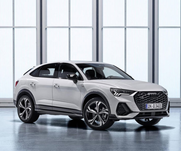 New Sportback added to Audi Q3 range