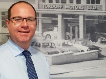 Ben Creswick, managing director, JCT600 VLS