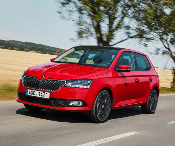 Škoda releases two new equipment packages for Fabia