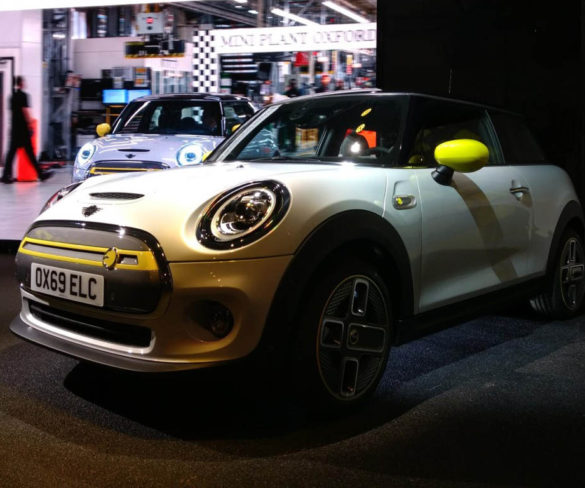 Mini Electric to bring 235km range and 'affordable' pricing