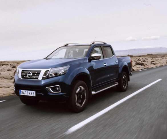 Navara specs reveal tough and efficient Nissan pickup