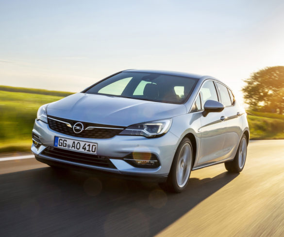 Facelifted Opel Astra debuts leaner, new engines
