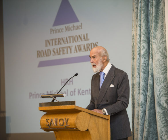 Deadline approaches for 2019 Prince Michael Road Safety Awards