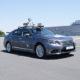 Autonomous Lexus LS takes to roads in Belgium