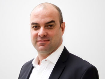 Vernon Bonser, European sales director, VisionTrack
