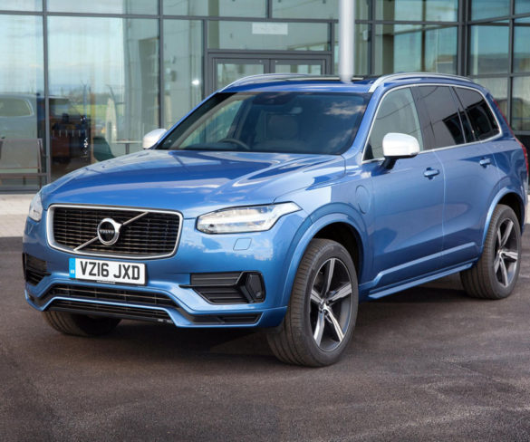 Volvo recalls more than 500,000 cars following engine fire risk