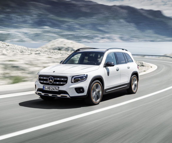 Order books open for Mercedes-Benz GLB compact SUV