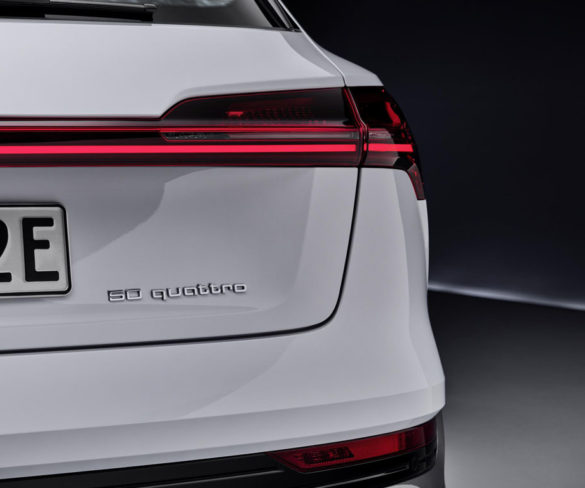 Audi introduces new cheaper reduced-range e-tron