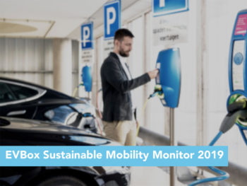 The EVBox Sustainable Mobility Monitor 2019 concluded that corporate Dutch plug-in car drivers felt their employers should be responsible for charge points
