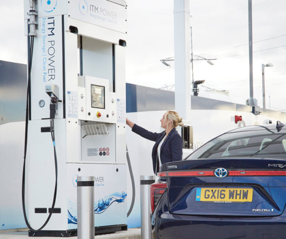 Whatever happened to hydrogen?