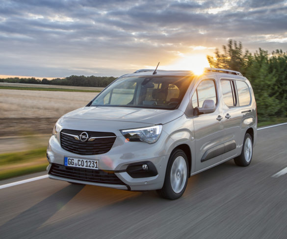 Opel Combo Life gets new three-cylinder petrol engine