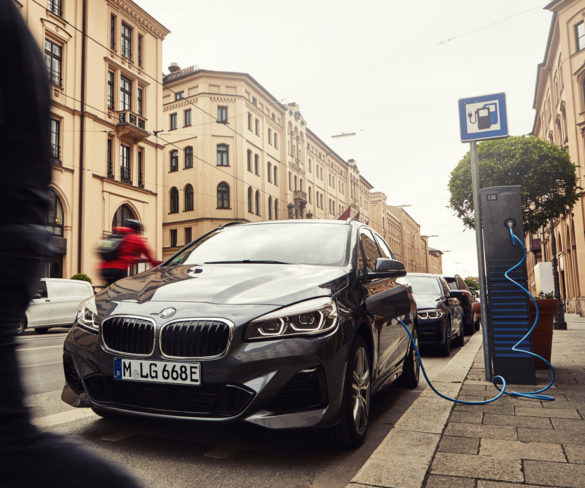 BMW 225xe Active Tourer treated to 25% more electric range