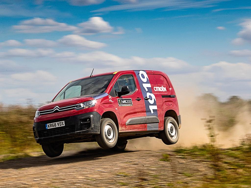 Citroen Berlingo Test >> New Citroen Berlingo Shows True Grit In World Rally Testing
