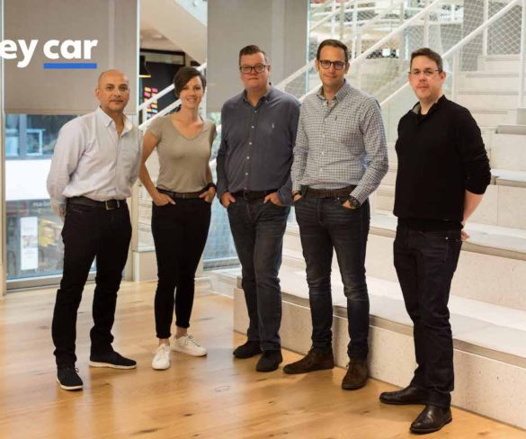 VW-backed used car platform expands into UK