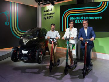 Other Spanish companies are also studying the possibility of corporate carsharing, including Cepsa