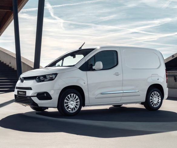 Professional approach: Toyota's new dedicated LCV brand