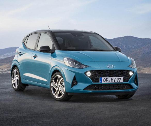 Hyundai takes the wraps off the new i10