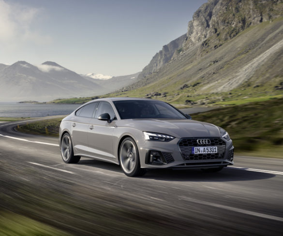 Audi reveals updated A5 range