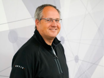 Bill Leisenring, CTO Aptiv Connected Services