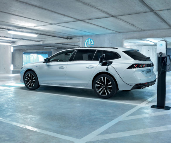 Peugeot 508 plug-in hybrid to offer 29g/km CO2