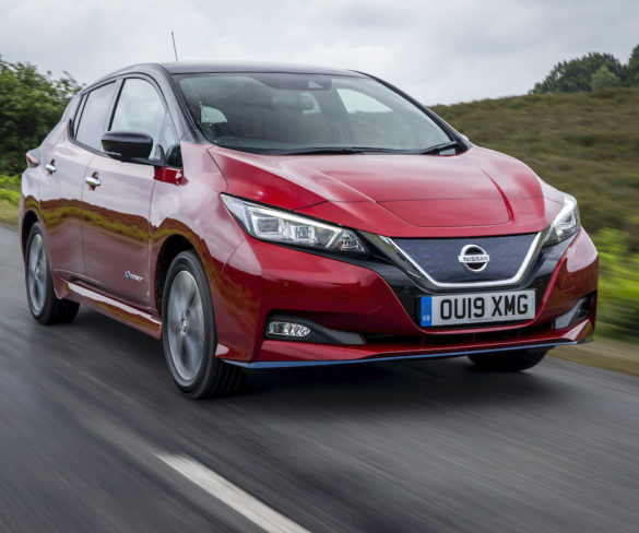 Nissan and EDF to slash fleet EV costs under smart charging partnership