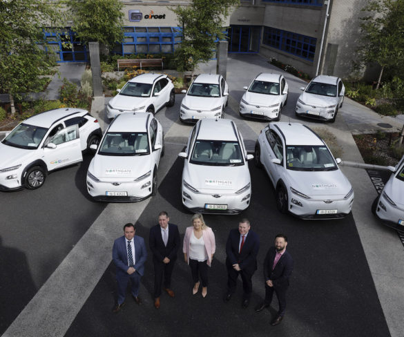KN Circet deploys first EVs with help of Northgate