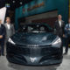 Cupra lays foundations for EV plans with Tavascan unveiling