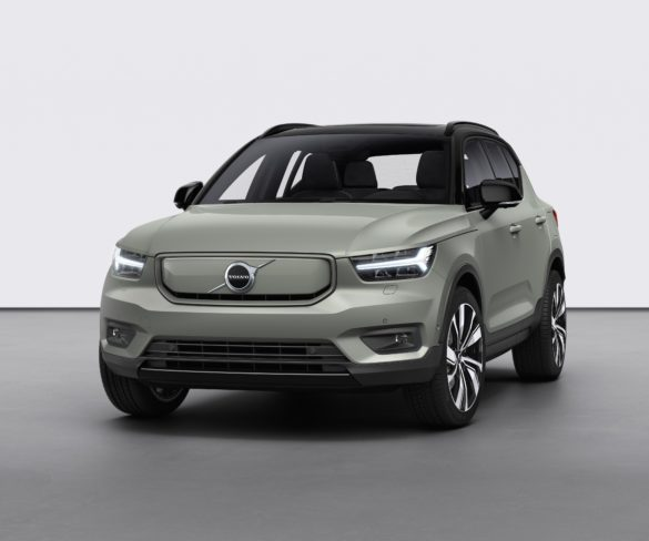 Volvo's XC40 Recharge debut electric car to bring over 400km range