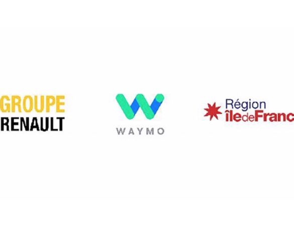 Renault and Waymo explore autonomous mobility service in Paris region