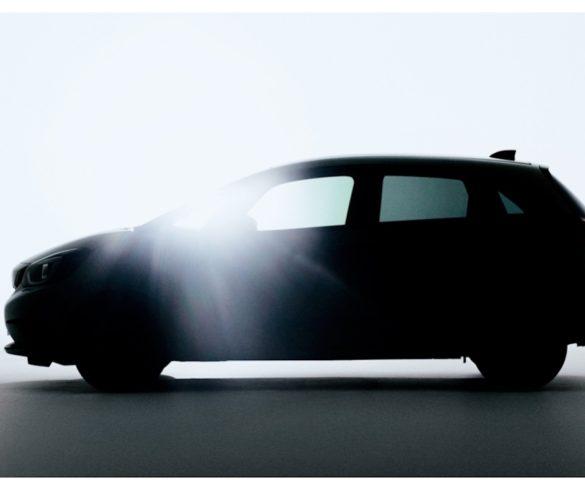 Honda teases hybrid-only Jazz