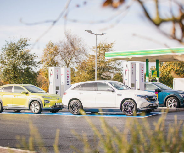 Scotland's fastest EV charging station goes live under Ionity network