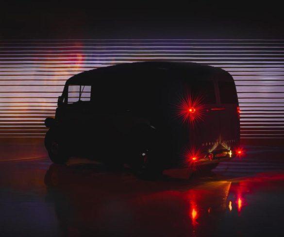 New electric van to bring 21st century take on Morris J-type