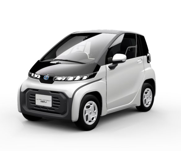 Toyota to debut two-seater EV at Tokyo Motor Show