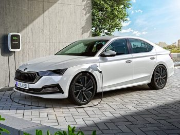The new Škoda Octavia PHEV