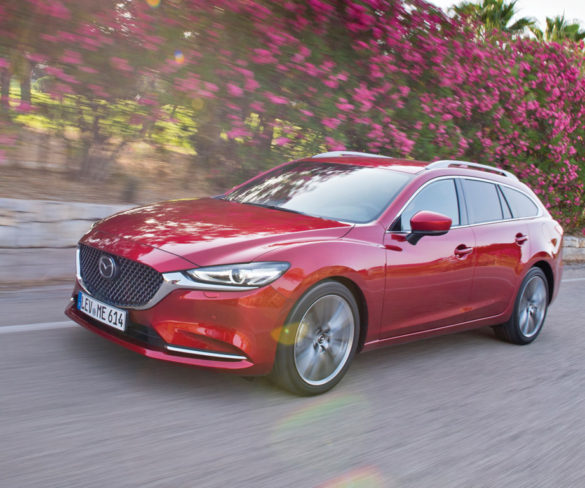 Road Test: Mazda6
