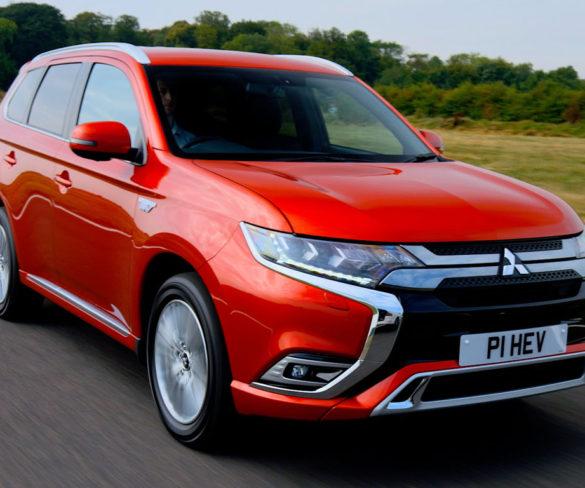 Road Test: Mitsubishi Outlander PHEV