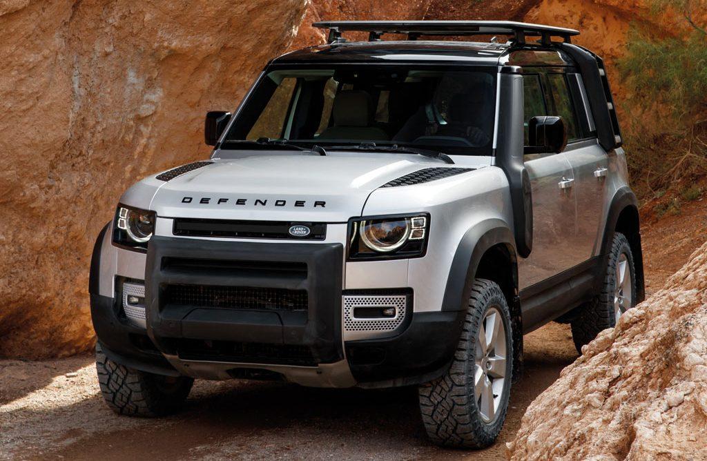 Spotlight: Land Rover Defender