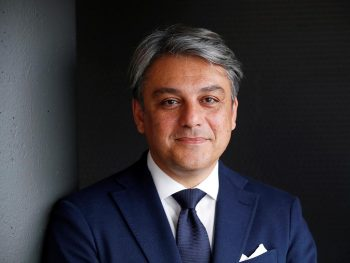 Luca de Meo, Renault CEO and chairman from 1 July 2020