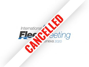 The Geneva Motor Show's cancellation also means the International Fleet Meeting has been cancelled