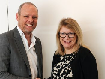 The Board will include Paul Hollick and Caroline Sandall, who currently serve as chairman of ICFM and ACFO respectively