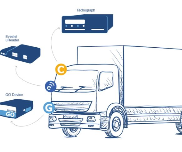New GeoTach digital tachograph solution available on Geotab Marketplace