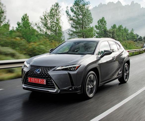 Road Test: Lexus UX 250h