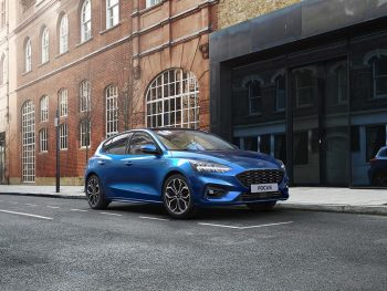 The new mild-hybrid Ford Focus is available to order now