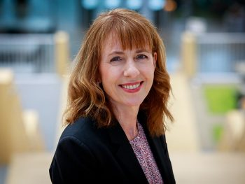 Karen Reddington will lead a team of more than 50,000 across nearly 50 countries to drive expansion into e-commerce and continued investment in FedEx Express's road and air networks