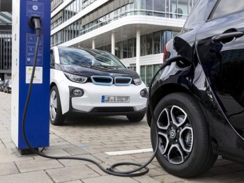 Drivers can use their smartphones to find more than 150,000 charge spots in 16 European countries, including the UK