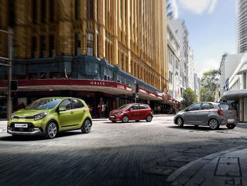 The new Picanto includes a refreshed design for all models, including 'GT-Line' and 'X-Line' variants
