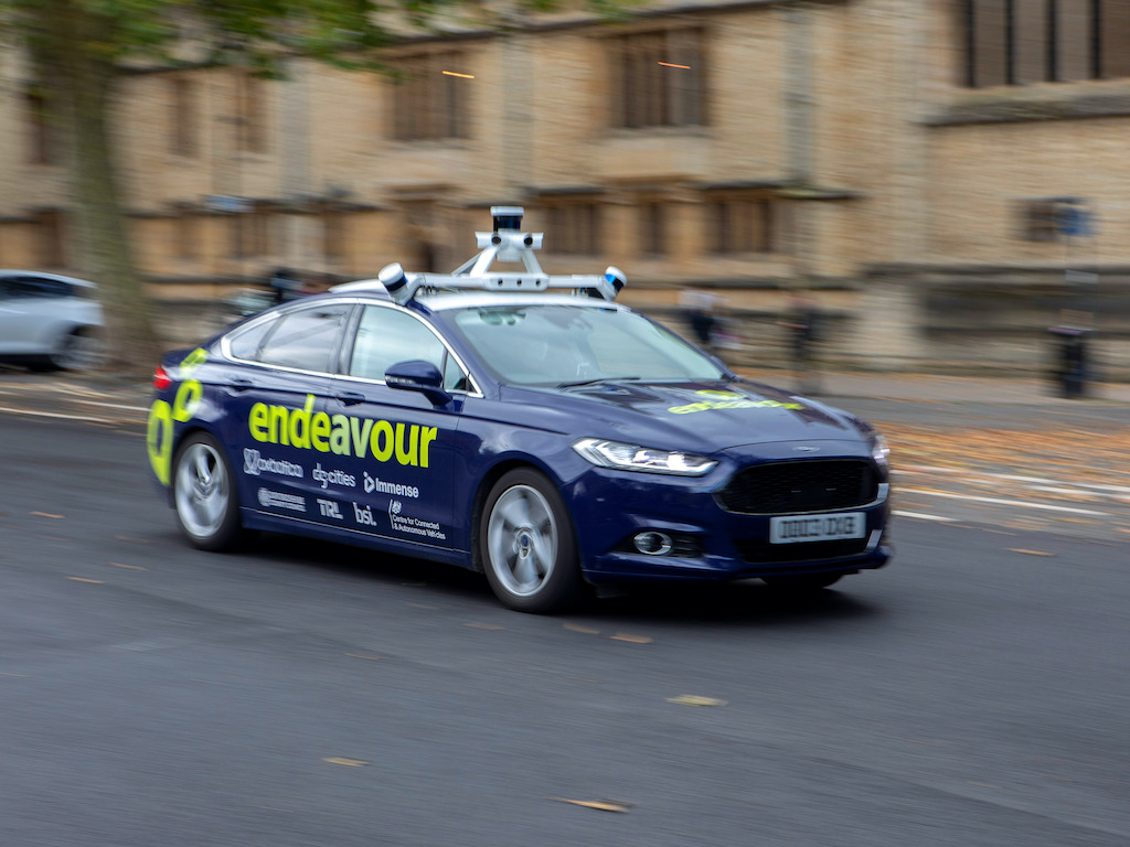 Fleet of autonomous cars takes to roads in UK   International ...