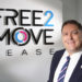 Mark Pickles joins Free2Move Lease as commercial director
